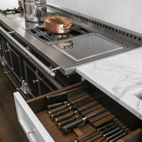 kitchen drawer organization tips